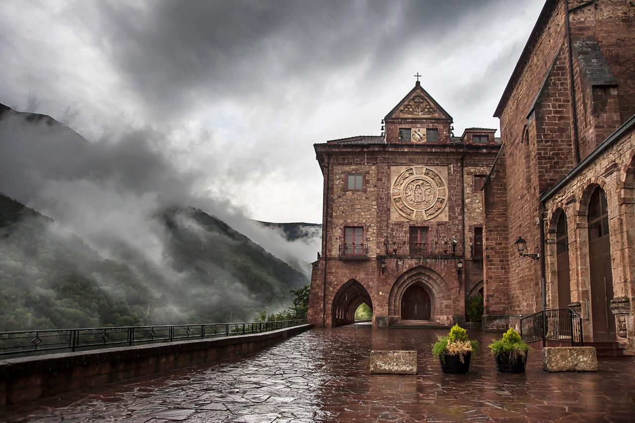 01. Monasterio de Nuestra Señora de Valvanera, Anguiano