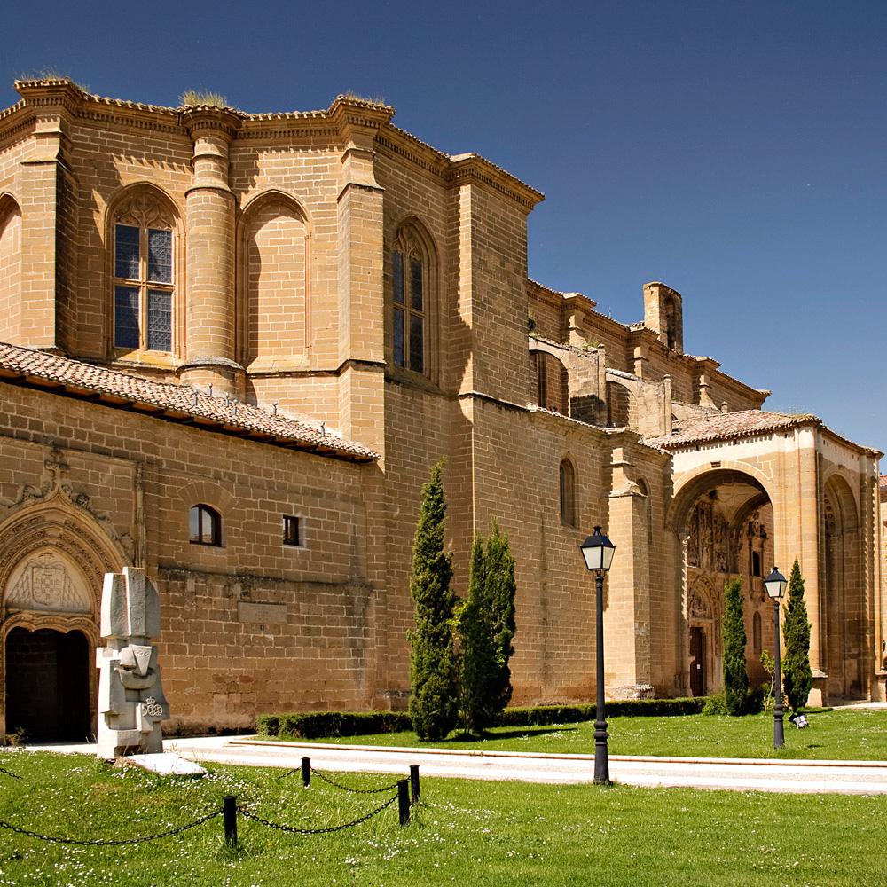 01. Monasterio de Nuestra Señora de la Piedad. Casalarreina