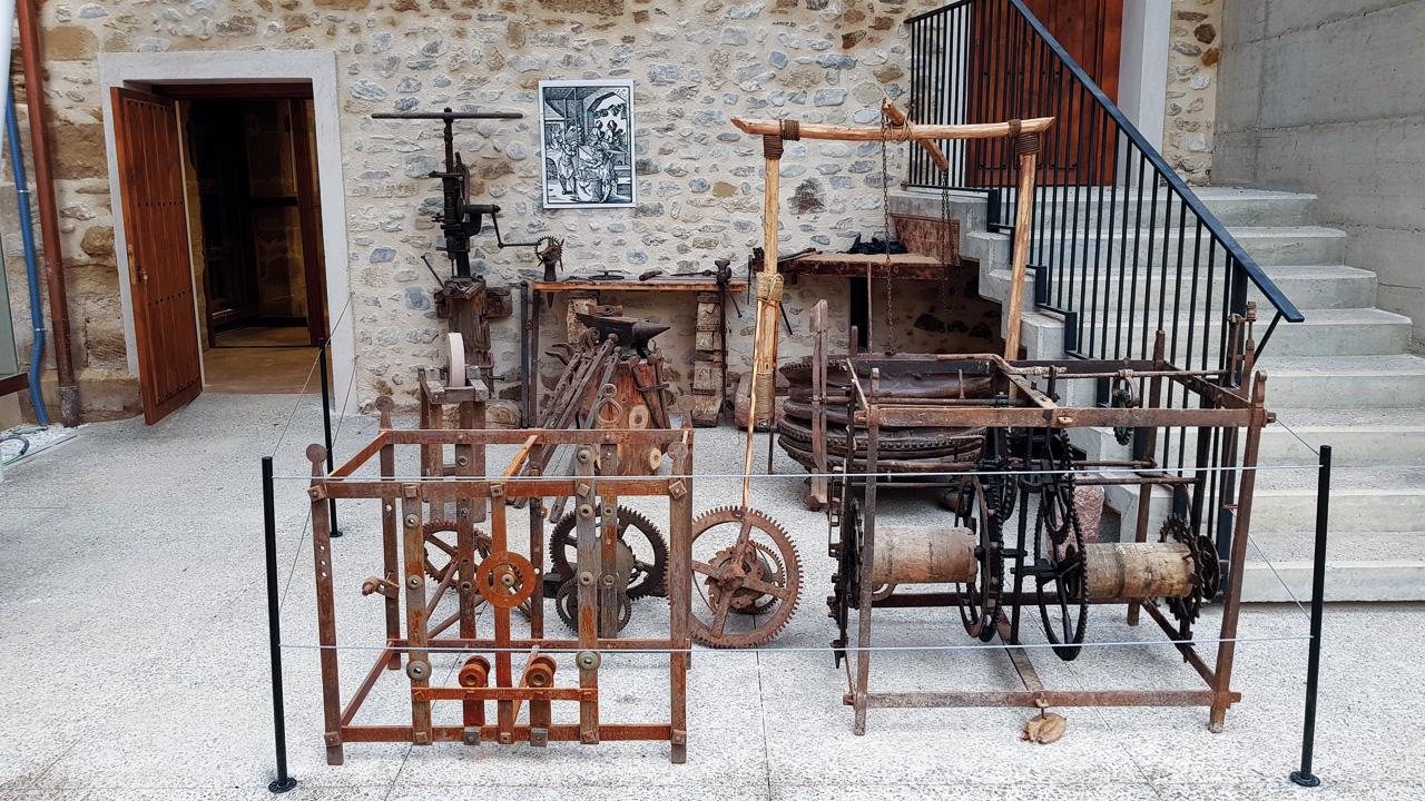 03. Museo de campanas y relojes. Santo Domingo
