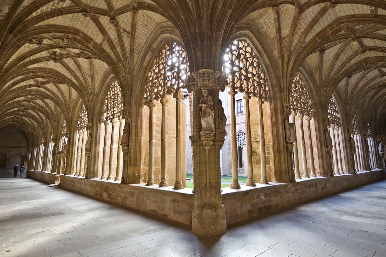 07. Monasterio de Santa María la Real. Nájera