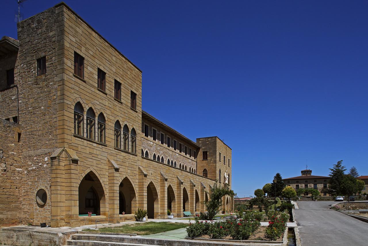 08. Monasterio de Santa María de la Estrella. San Asensio