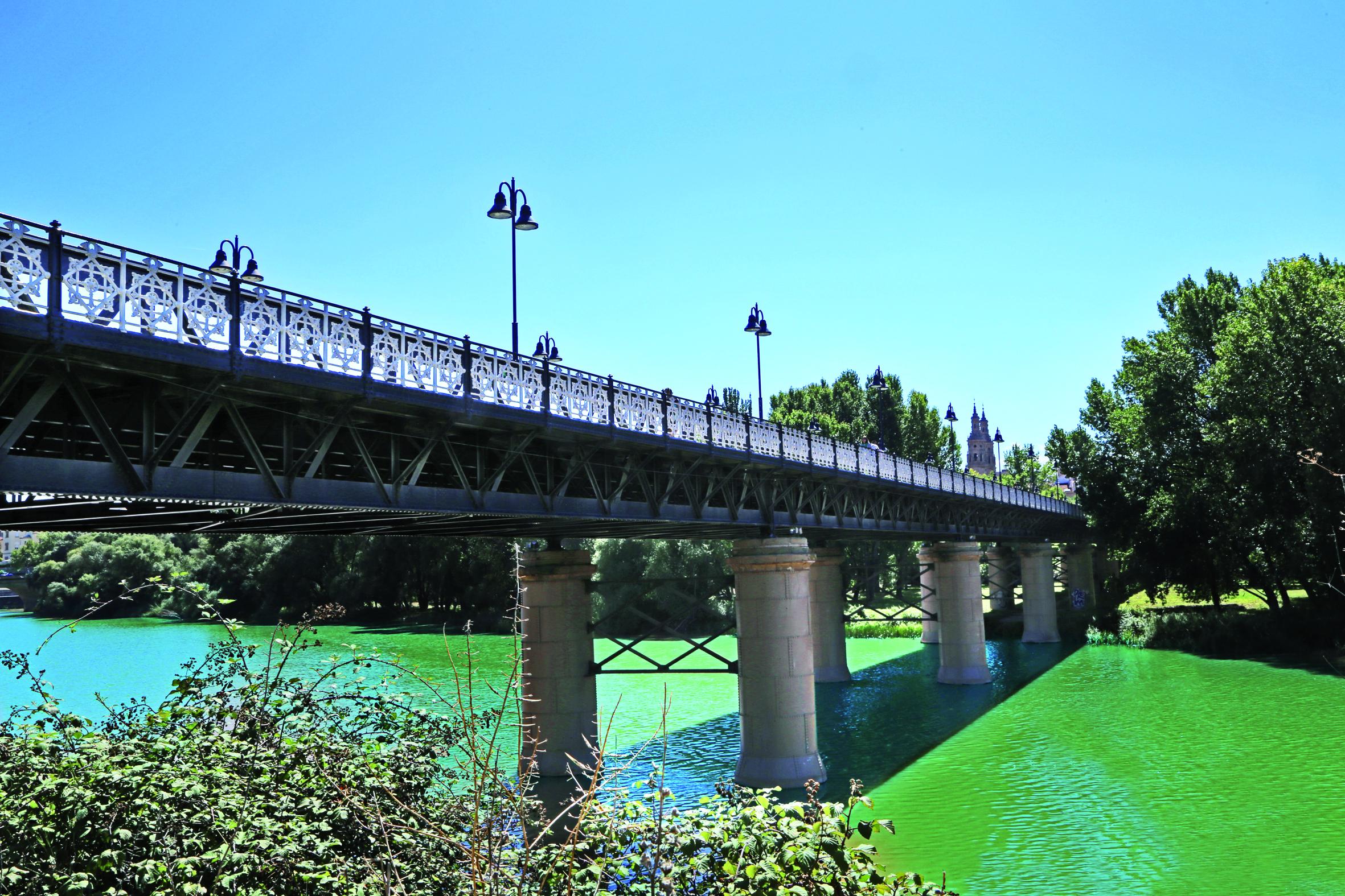 07. Puente de Hierro y Bodegas Francoespañolas