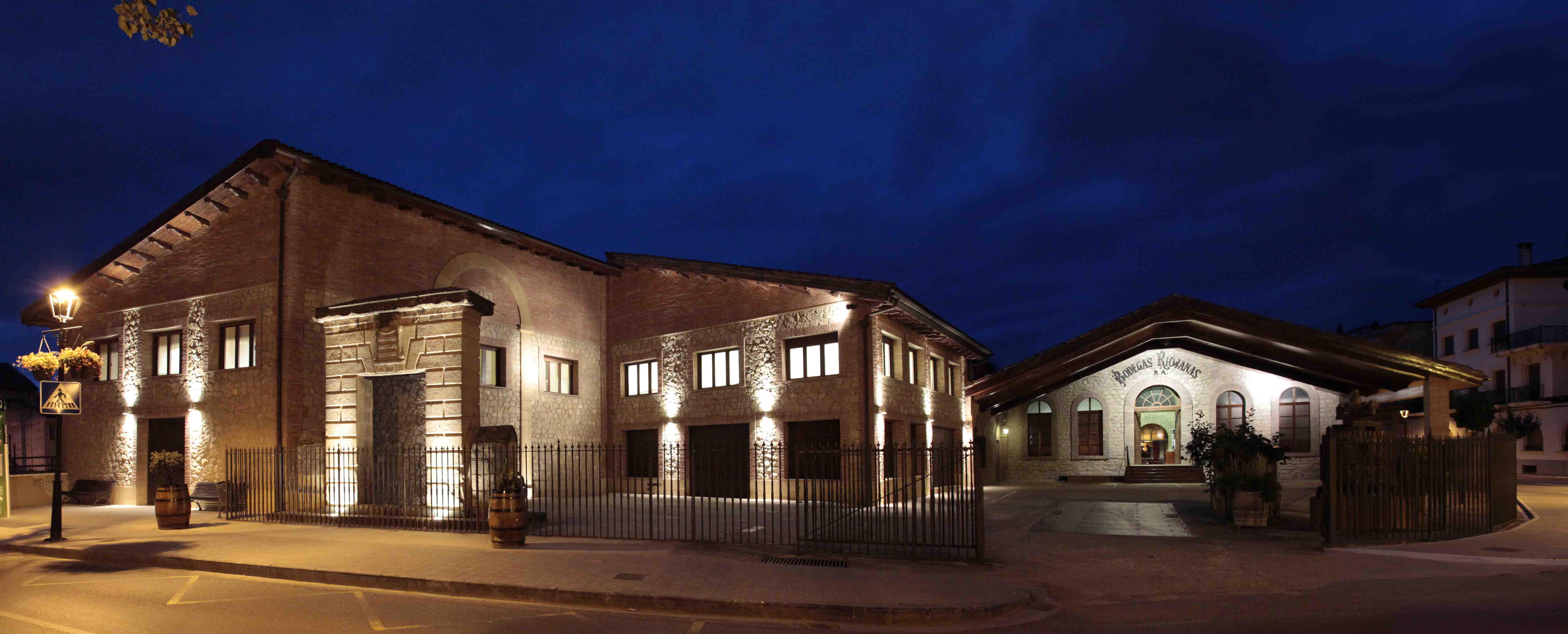 03. Bodegas Riojanas. Cenicero.